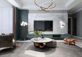130平米三室两厅北欧风格客厅效果图