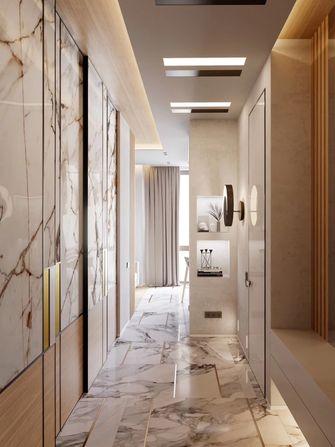 豪华型140平米三室两厅现代简约风格走廊图片