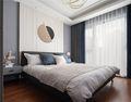富裕型90平米三室两厅现代简约风格卧室设计图