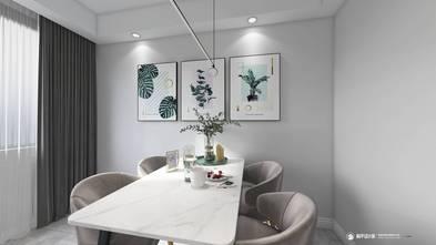 100平米现代简约风格餐厅装修图片大全