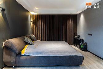 豪华型140平米四室四厅现代简约风格青少年房装修图片大全