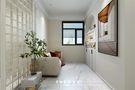 富裕型140平米三室两厅法式风格书房装修案例