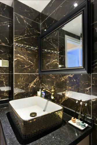 豪华型90平米欧式风格卫生间装修效果图