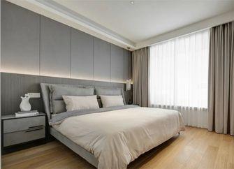 富裕型120平米三室一厅中式风格卧室图片