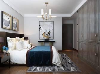 10-15万130平米三室两厅中式风格卧室设计图
