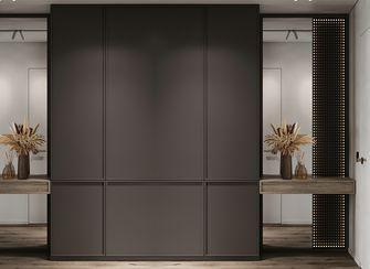 富裕型130平米三室两厅法式风格衣帽间装修效果图
