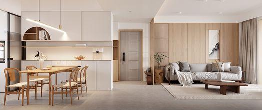 10-15万130平米四室两厅北欧风格客厅图片大全