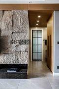 豪华型110平米三室两厅现代简约风格走廊效果图