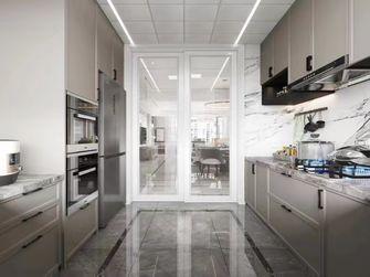 140平米四室一厅混搭风格厨房设计图