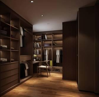 豪华型140平米中式风格衣帽间装修效果图