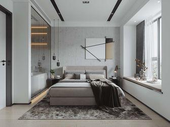 5-10万80平米现代简约风格卧室图片大全