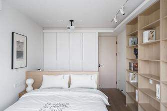 50平米小户型日式风格卧室效果图