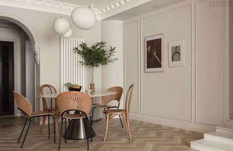 豪华型140平米三室两厅法式风格餐厅设计图