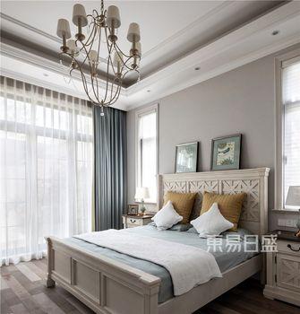 豪华型140平米四美式风格卧室图片