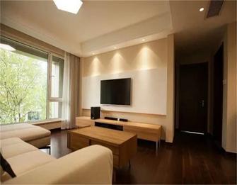 经济型日式风格客厅欣赏图