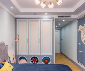 豪华型140平米别墅新古典风格青少年房装修案例