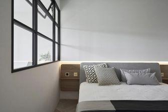 经济型三室两厅北欧风格卧室设计图