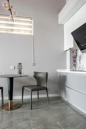 40平米小户型轻奢风格餐厅装修效果图