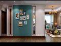 富裕型130平米三室两厅中式风格走廊欣赏图