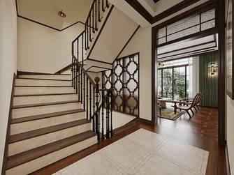 140平米别墅法式风格楼梯间设计图