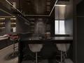 豪华型140平米别墅混搭风格餐厅装修图片大全
