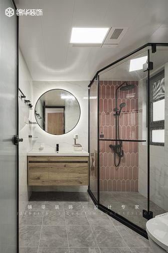 120平米三室三厅北欧风格卫生间图