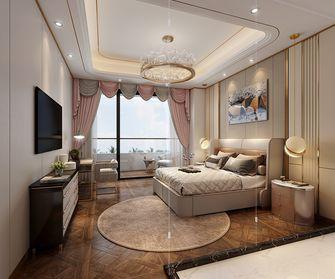 140平米别墅轻奢风格卧室装修图片大全