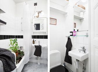 公寓北欧风格客厅效果图