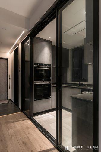 15-20万80平米一室两厅现代简约风格厨房欣赏图
