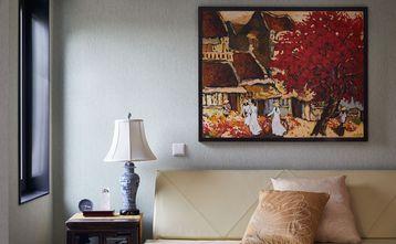 120平米三东南亚风格客厅图片