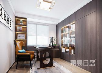 10-15万130平米四室两厅中式风格书房装修效果图