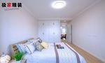 60平米公寓混搭风格卧室欣赏图