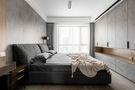 20万以上120平米现代简约风格卧室欣赏图
