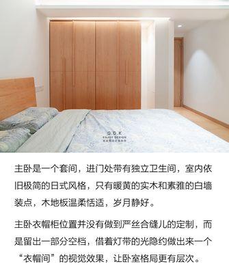富裕型120平米日式风格卧室图