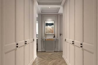 20万以上140平米三室两厅法式风格玄关装修图片大全
