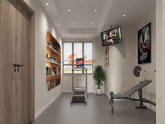 140平米现代简约风格健身房效果图