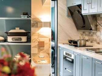 10-15万80平米美式风格厨房图片大全