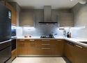 5-10万现代简约风格厨房设计图