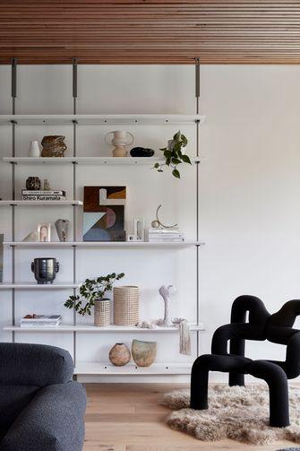 20万以上130平米复式现代简约风格客厅图片