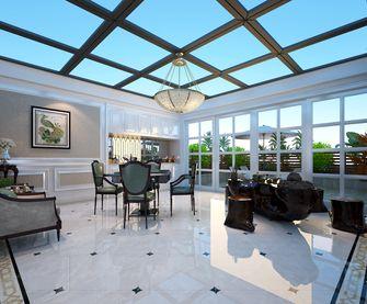 20万以上140平米别墅欧式风格阳光房欣赏图