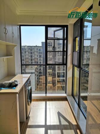 经济型70平米日式风格阳台图片
