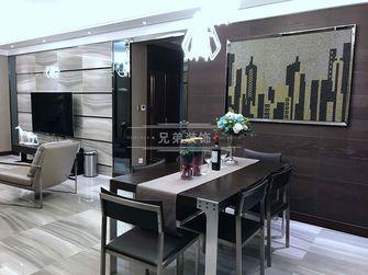 100平米三室两厅港式风格餐厅欣赏图
