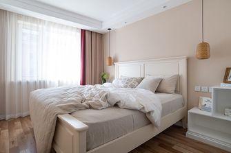 10-15万130平米三日式风格卧室装修案例