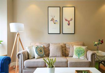 豪华型70平米北欧风格客厅设计图