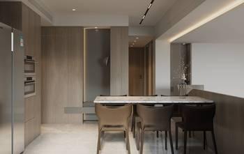 130平米四现代简约风格餐厅装修案例