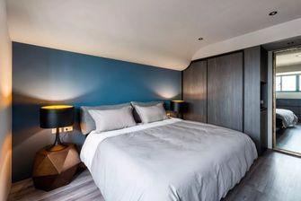 3万以下90平米三室两厅混搭风格卧室装修效果图