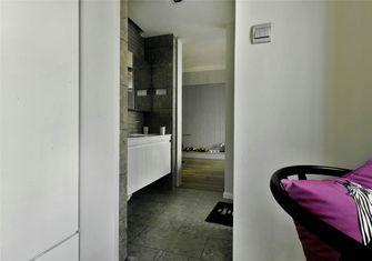豪华型110平米三室一厅北欧风格书房图片大全