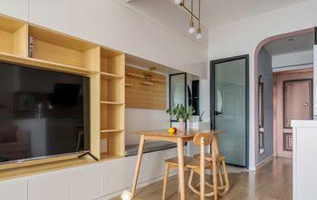 30平米超小户型北欧风格客厅装修案例