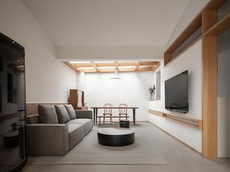 140平米四室一厅日式风格客厅装修效果图