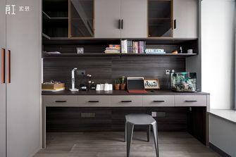 豪华型140平米四室两厅现代简约风格书房装修案例